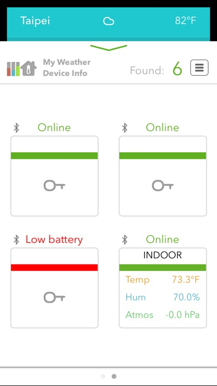 My Weather Station II screenshot-4