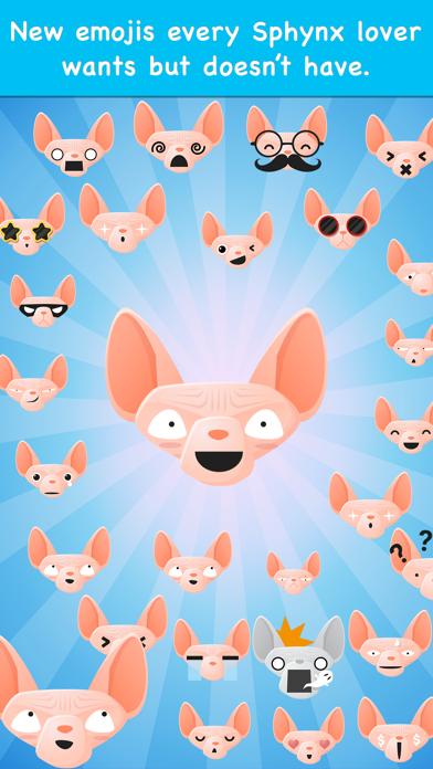 SphynxMoji - Sphynx Emoji Keyboard