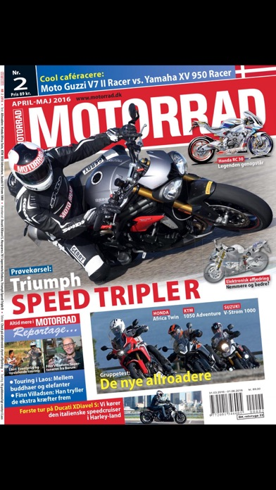 Motorrad Danmark