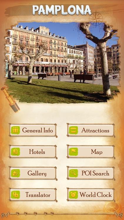 Pamplona Travel Guide