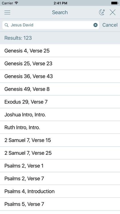 Adam Clarke Bible Commentary with KJV Audio Verses screenshot-3