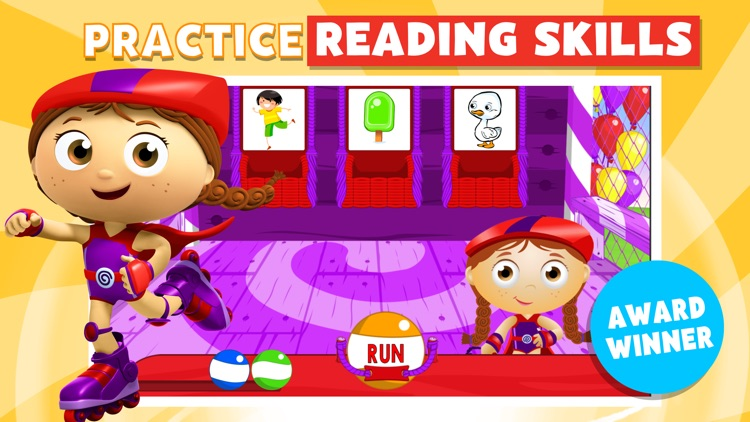 Super Why! Phonics Fair screenshot-3
