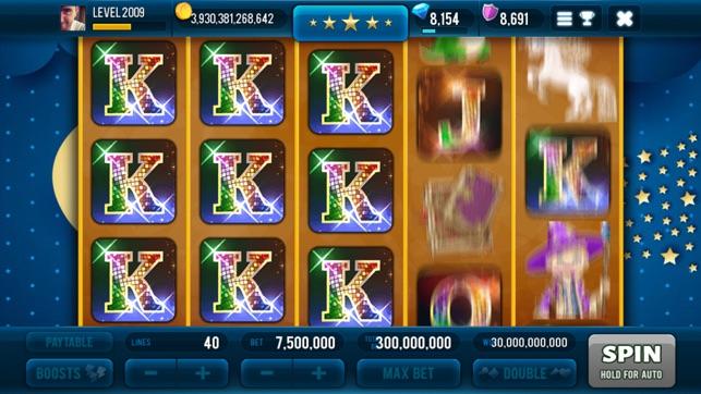 Fairy Queen Slots & Jackpots Screenshot
