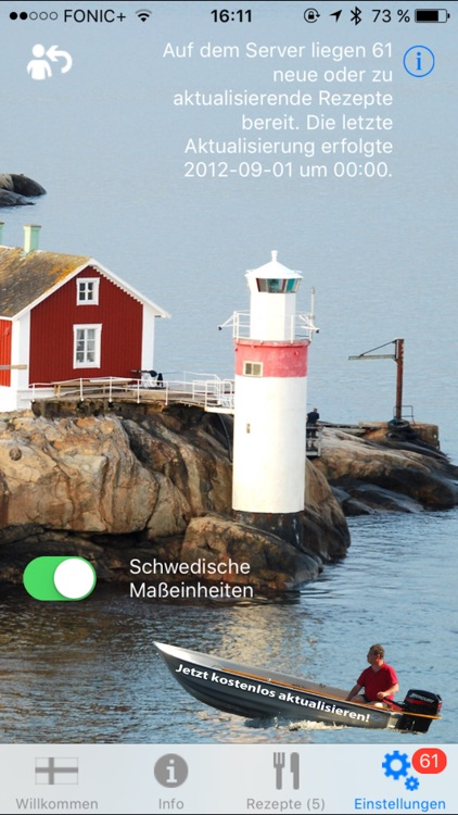 Köttbullar - Die Koch-App für das iPhone screenshot-4