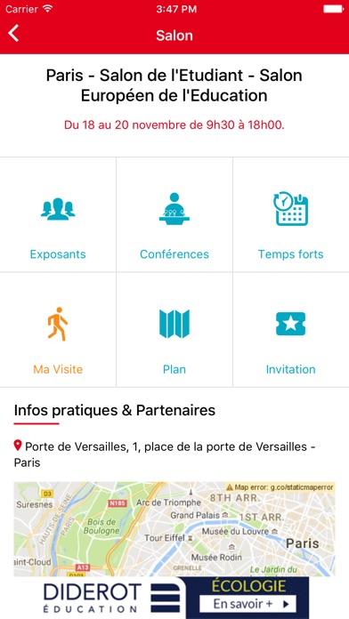 download Salons de l'Etudiant: orientation, études, métiers apps 3