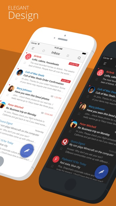 MailBuzzr Pro Screenshots