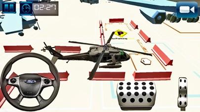 ヘリコプター駐車シミュレーションゲーム2017のおすすめ画像4