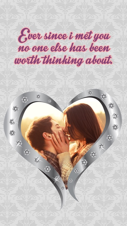 Valentine's Day - Personalized Love Cards Creator screenshot-4