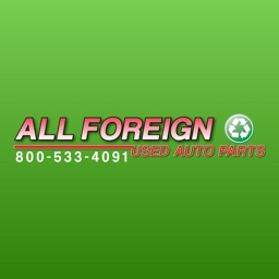 All Foreign Used Auto Parts - Fredericksburg VA