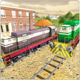 Train Engine Driving Adventure