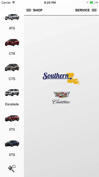 Southern Cadillac By Southern Chevrolet Cadillac Inc