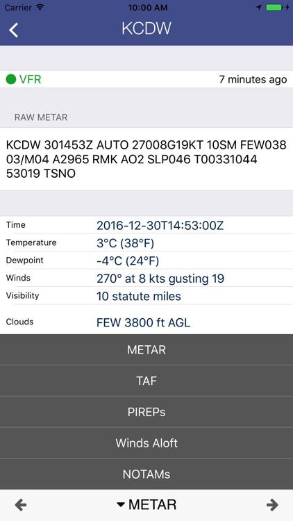 AirWX Aviation Weather screenshot-4