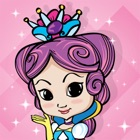 Paint & Play: Princess, Coloring Book For Girls icon