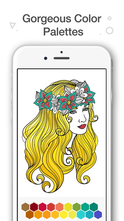 Coloring Book for Adults - Color Me Coloring Pages