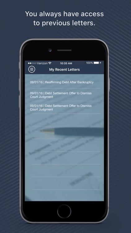 Widget Credit Repair Services screenshot-3