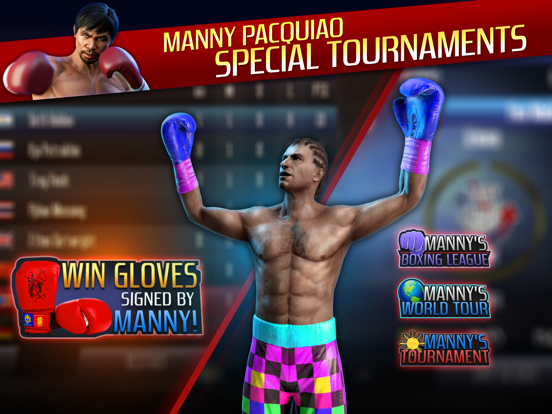 Real Boxing Manny Pacquiao screenshot 9