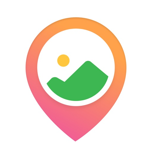 Location Faker for Photo Places: Pretend to Travel app logo
