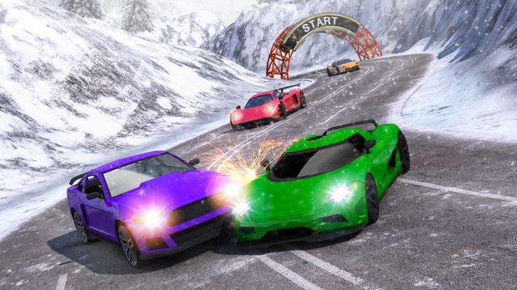 Real Turbo Car Racing 3D screenshot-3