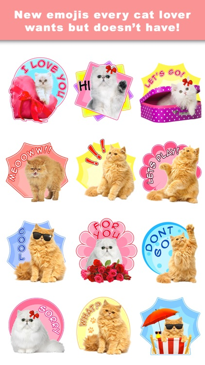 PersianMoji - Stickers & Keyboard for Persian Cats