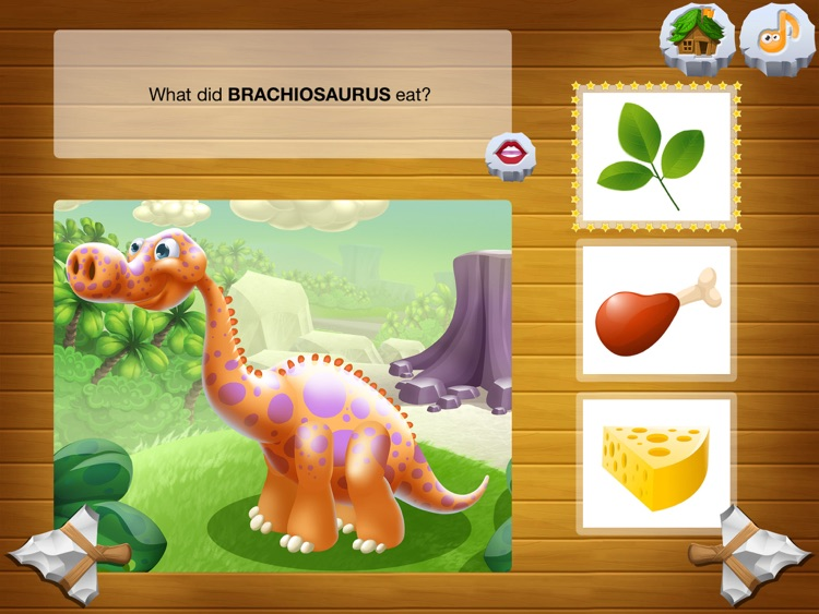 DinoClub. World of Dinosaurs HD screenshot-3