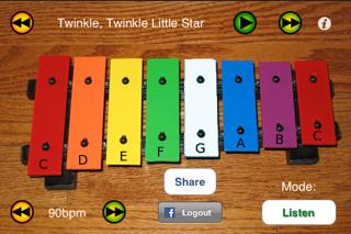 iXylophone - 年齢に関係なく子供達のために木琴を奏でましょう。のおすすめ画像3