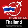 泰国 旅游指南+离线地图