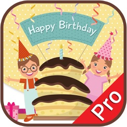 Telecharger Birthday Invitation Card Maker Hd Pro Pour Iphone Ipad