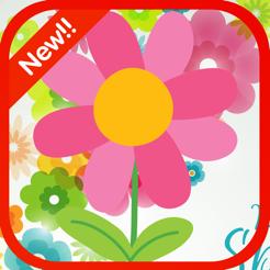 Cocuklar Icin Guzel Cicek Boyama Sayfalari App Store Da
