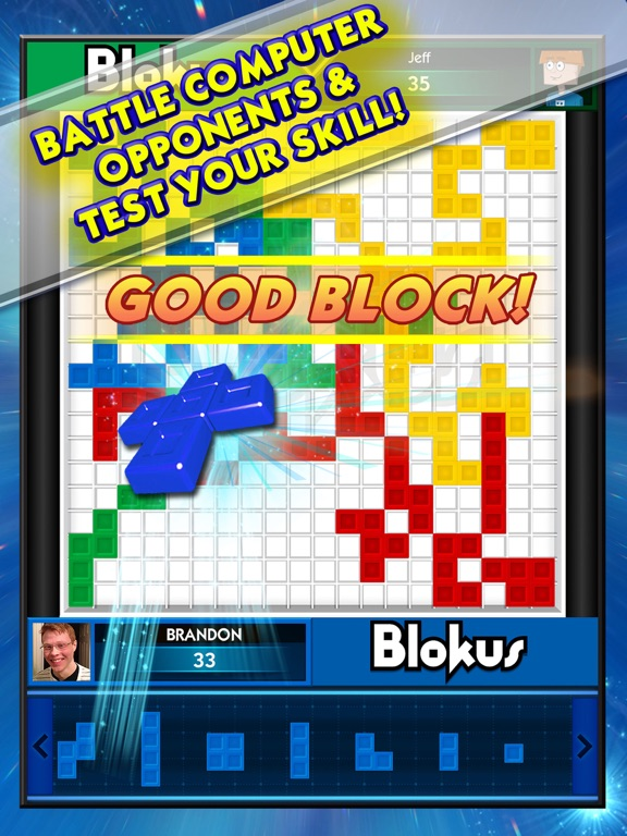 Blokus™ The Official Game Screenshots