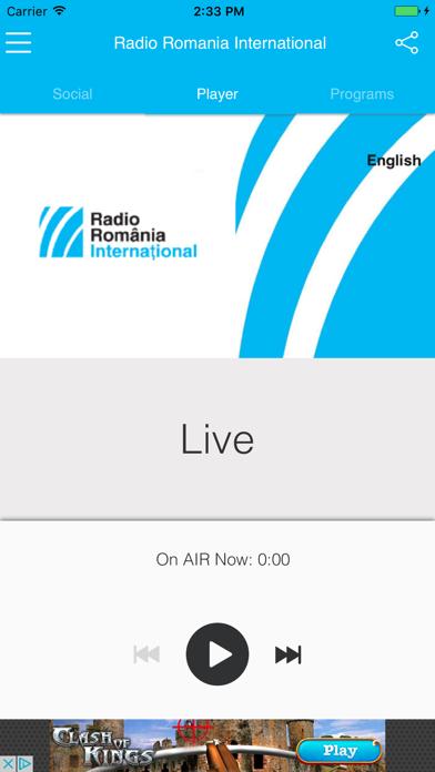 Radio Romania International II