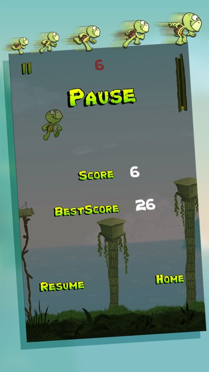 Turtle Hurtle screenshot-4