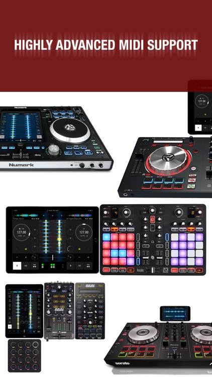 DJ Player Professional :: Music Mixing for Pro DJs screenshot-3