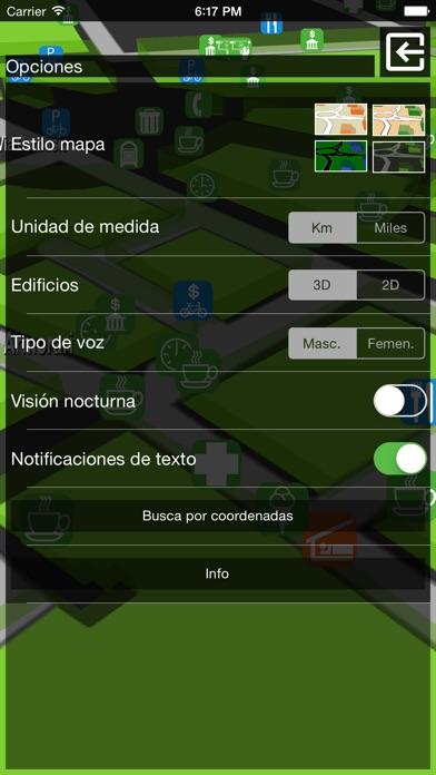 Screenshot for ToGo! Peru in Peru App Store