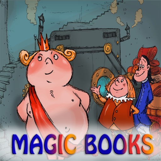 The Emperor's new clothes  Interactive Storybook