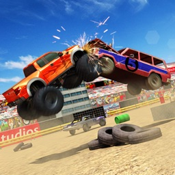 Xtreme Demolition Derby Racing Car Crash Simulator