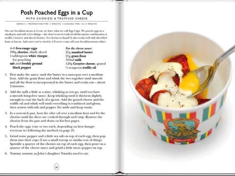 Little Leon Breakfast Brunch By Restaurants Ltd On IBooks