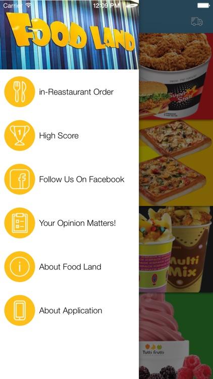 Food Land - فود لاند