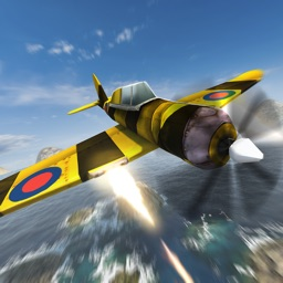 WW2 Air Attack - Realistic World War 2 Airplanes