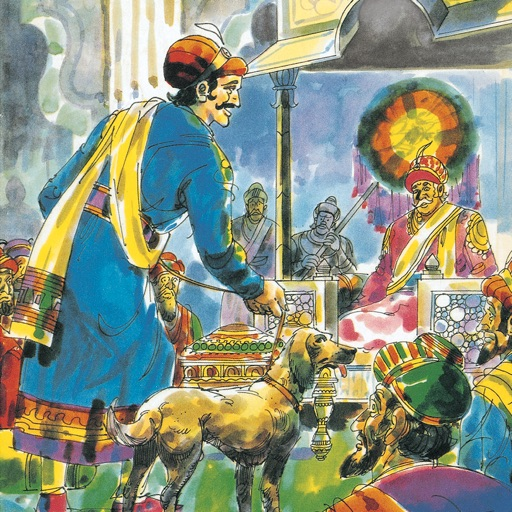 The Inimitable Birbal - Amar Chitra Katha Comics