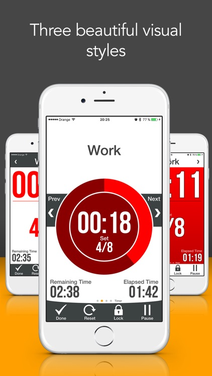 Circuit Training Interval Timer Pro - Free