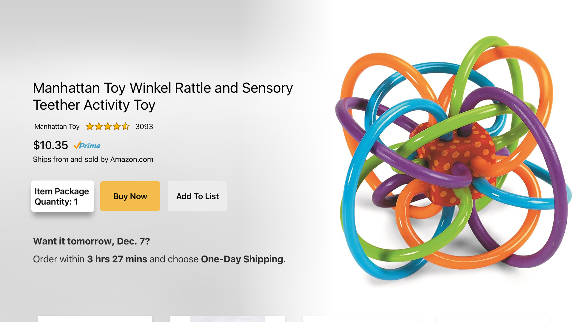 Amazon Shopping screenshot 4