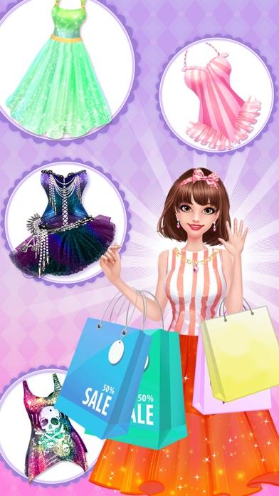 Dream Fashion Shop - Girl Dress Up screenshot two