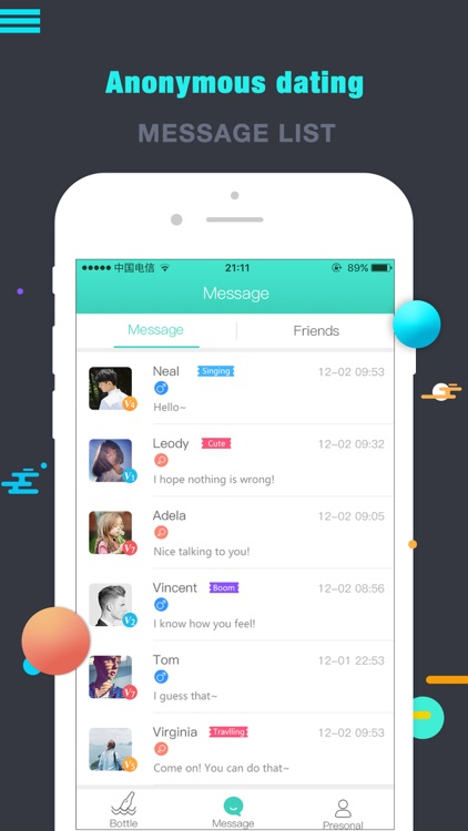 Waka Chat-meet strangers,anonymous dating