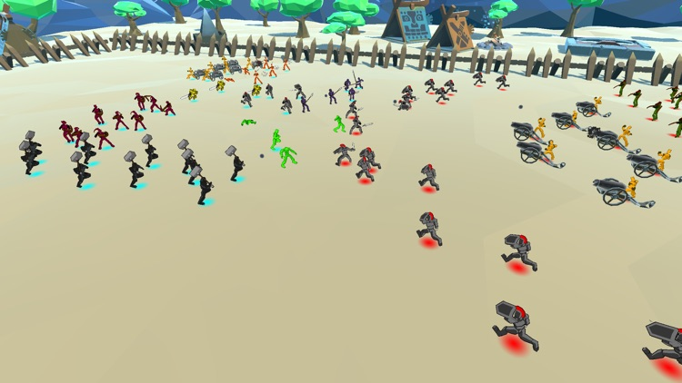 Epic Battle Simulator screenshot-3
