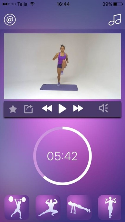 Cardio Workout - HIIT Challenge Training Exercises screenshot-4
