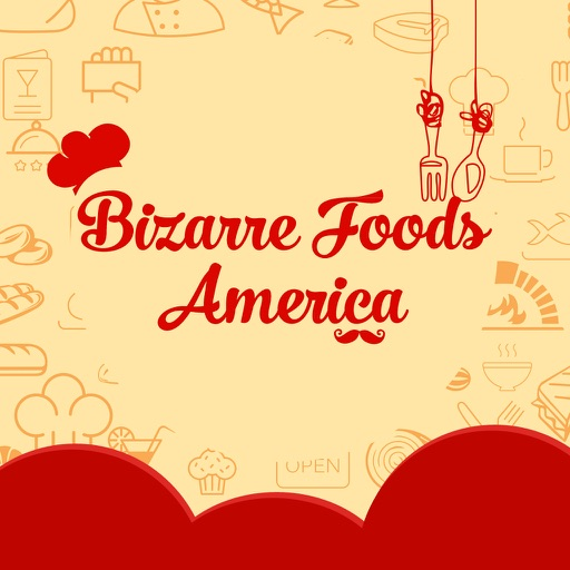 Great App for Bizarre Foods America