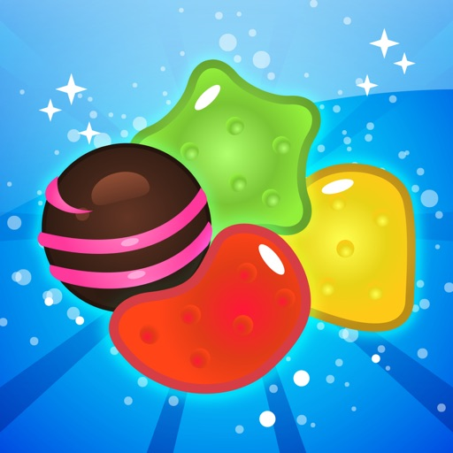 Candy Sweet Tales - Match 3 Christmas iOS App