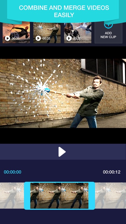 Video FX- Video Editor Effects screenshot-4