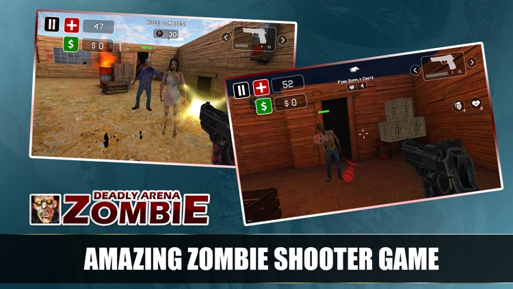 Deadly Arena Zombies screenshot-3