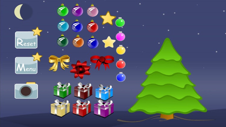 Xmas Tree Maker Decorated Christmas Tree Game
